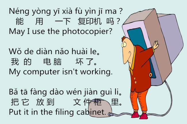 Learn Chinese | Revision of Expressions Used in the Office  在办公室复习课